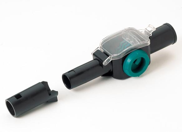 Salva-oggetti VISIOVAC con raccordo diametro 35